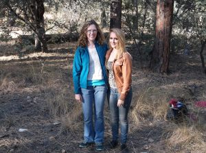 "Me and Cheyenne, My ""Hannah"". One Awesome Teen."