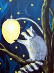 raccoonlamp